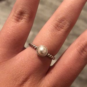 pearl brighton ring
